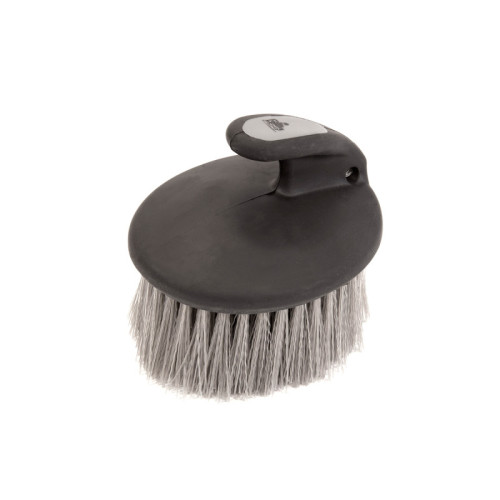 Handy Groomer Palm Finishing Brush