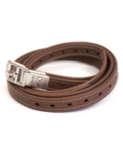 Lamicell Pro Stirrup Leathers Tan