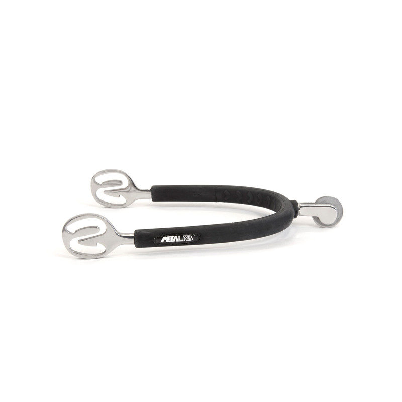 Pessoa Spurs with Round Rowel 20mm