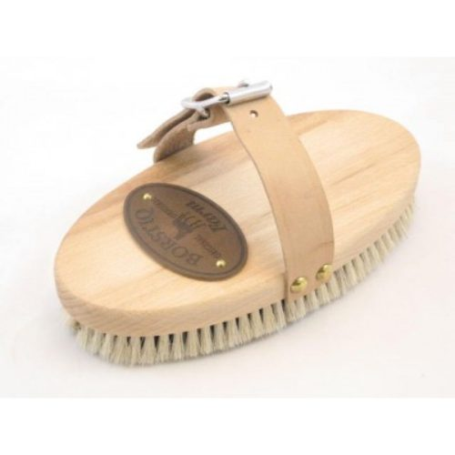 Borstiq Body Brush Adjustable Leather Strap