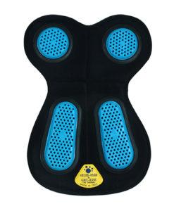 Gel-Eze Gelee Fish Saddle Pad