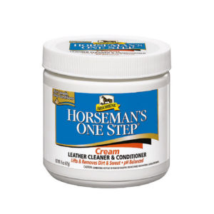 Absorbine Horsemans One Step Leather Cleaner