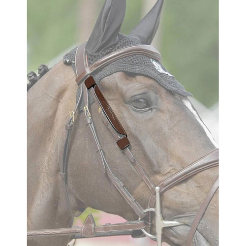 Dyon Leather Blinkers