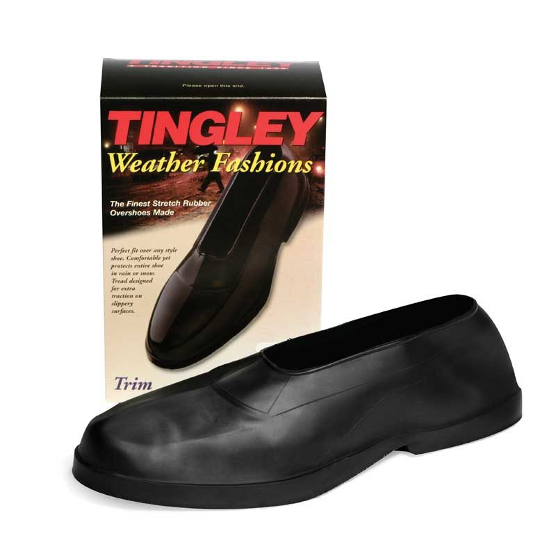 Rubber Galoshes Waterproof Protective Overshoes
