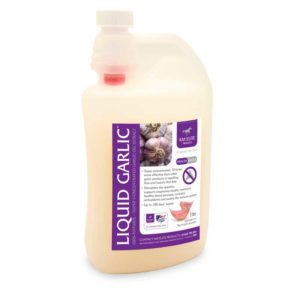Km Elite Garlic Liquid 1L 100% Natural - Super Concentrated