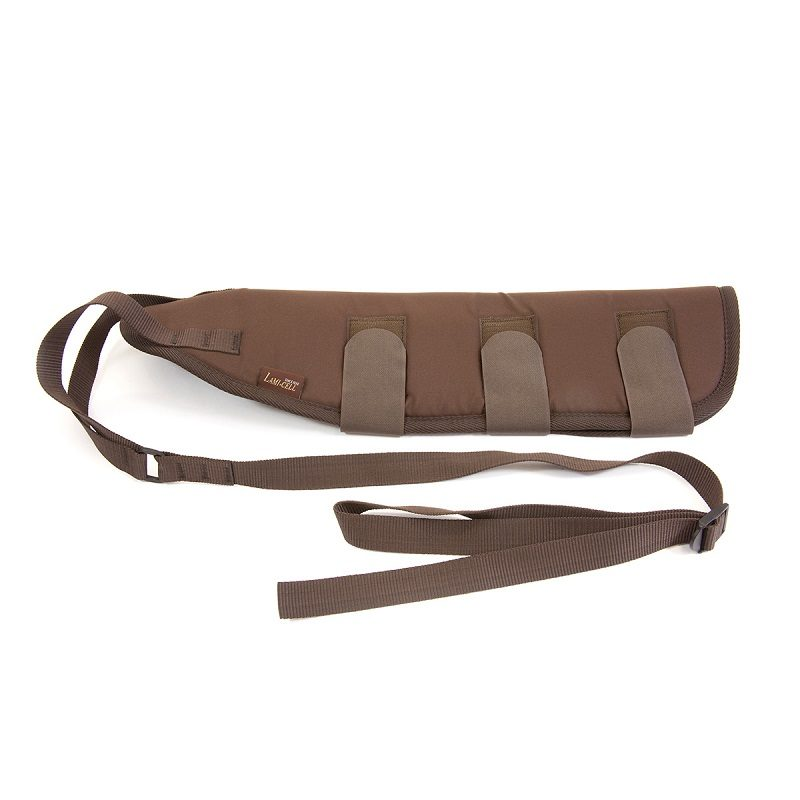 Padded Horse Tail Guard Brown