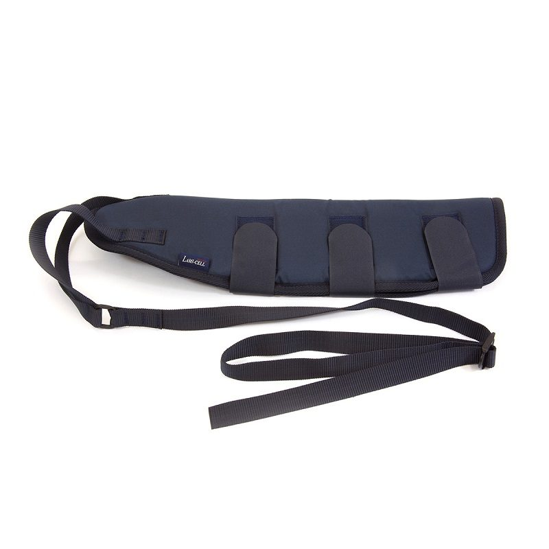 Padded Horse Tail Guard Navy