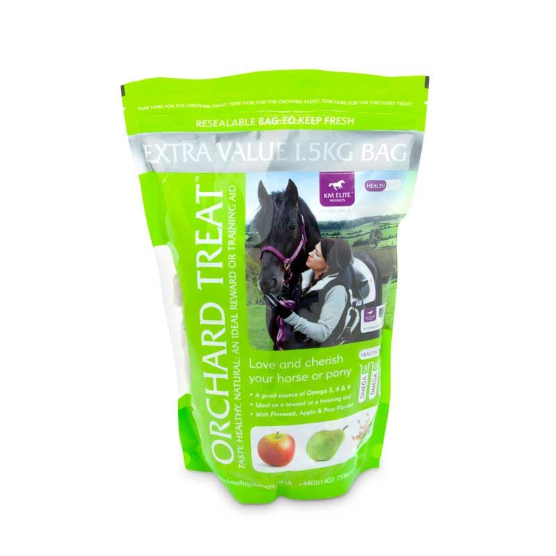 Km Elite Orchard Horse Treat 1.5kg