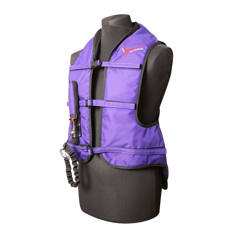 Point-two-air-vest-Purple