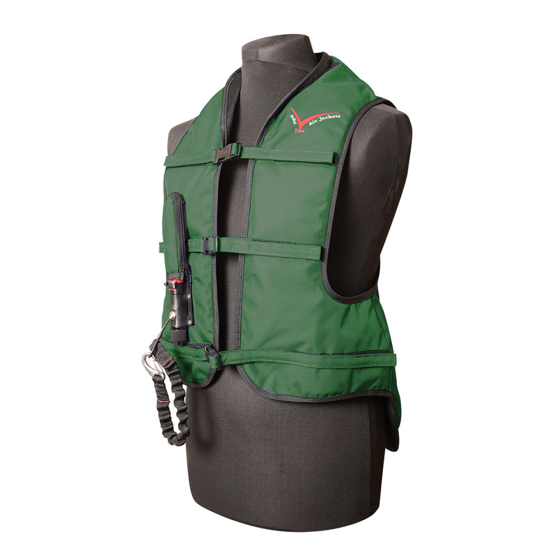 Point-two-air-jacket-Racing-green