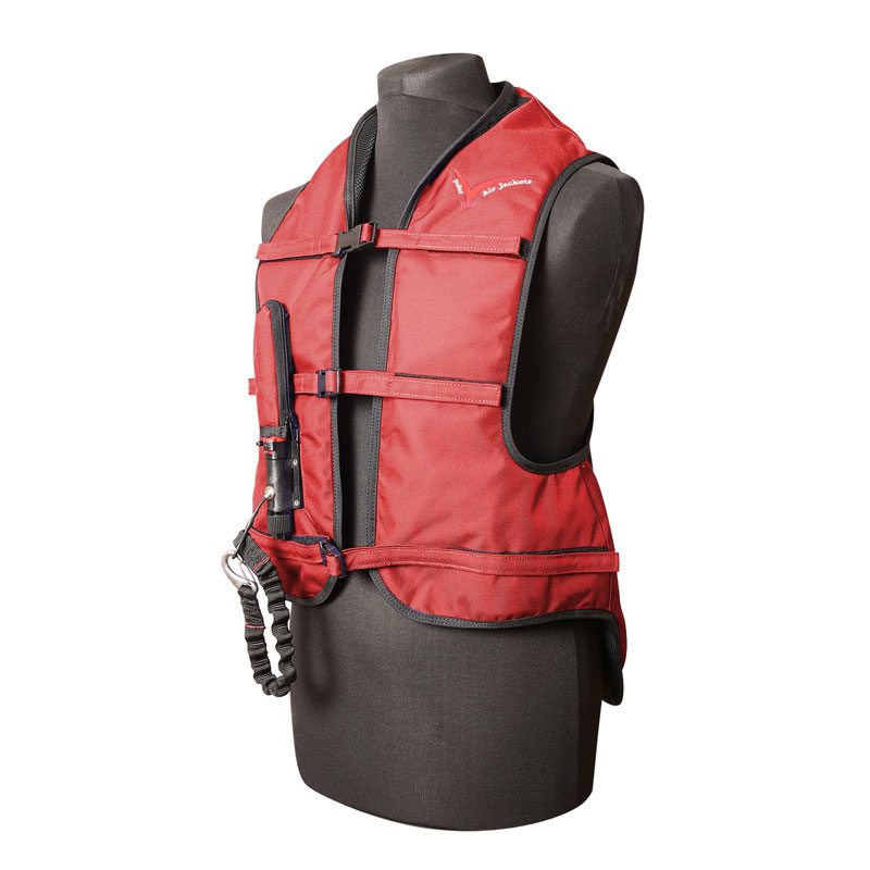 Point-two-air-jacket-Red