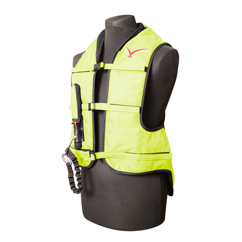 Point-two-air-jacket-Yellow