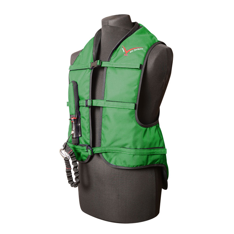 Point Two Air Jacket Emerald Green