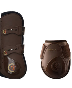 Kentucky Horsewear Elastic Tendon Boots and Young Horse Set