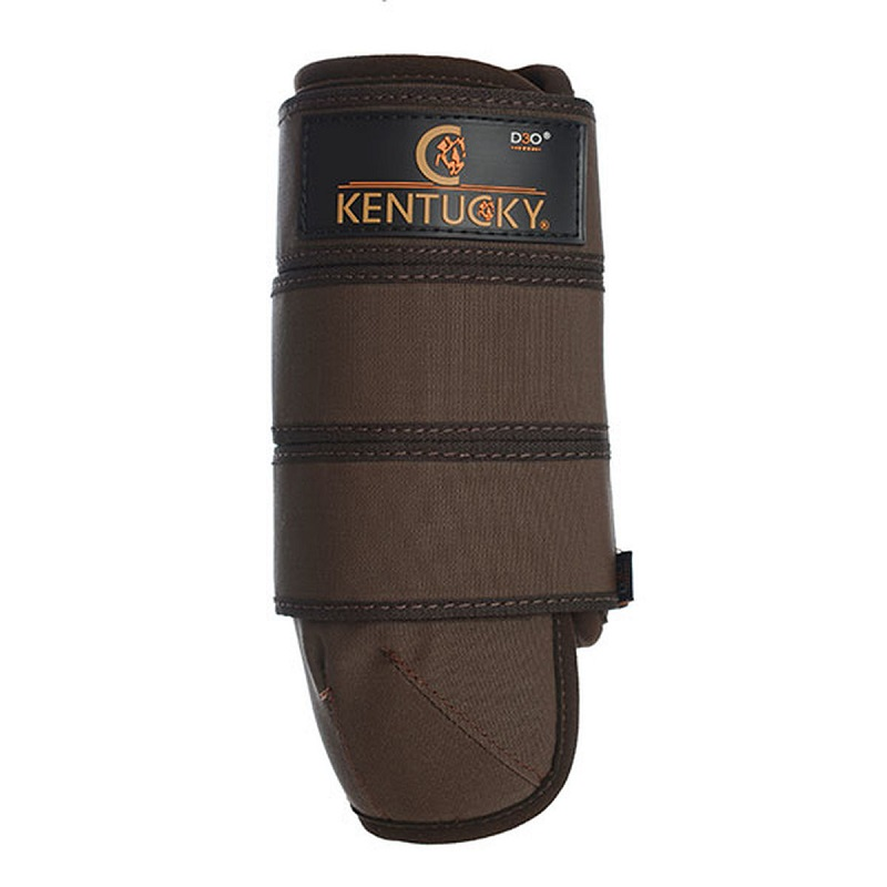 Kentucky Horsewear Eventing Boots Front