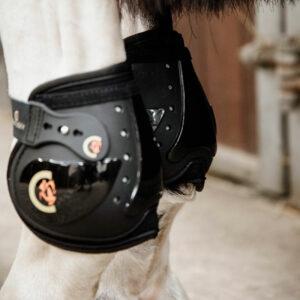 Kentucky Horsewear Moonboots Elastic Black