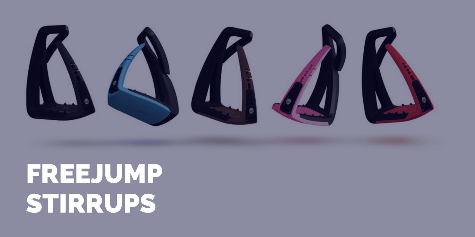 Freejump Stirrups