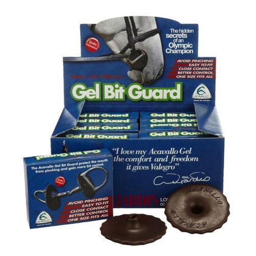 Acavello Gel Bit Guards Box