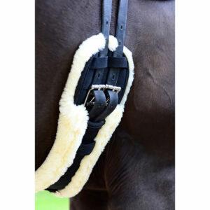 Kentucky Horsewear Sheepskin Dressage Girth