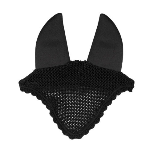 Kentucky Horsewear Soundless Fly Veil Black