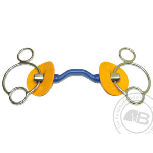 Bombers Blue Bit 2.5 Ring