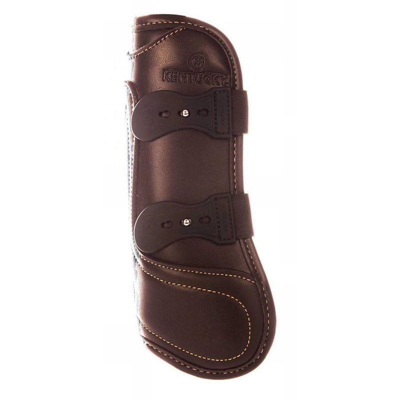 kentucky leather tendon boots protective leather boots