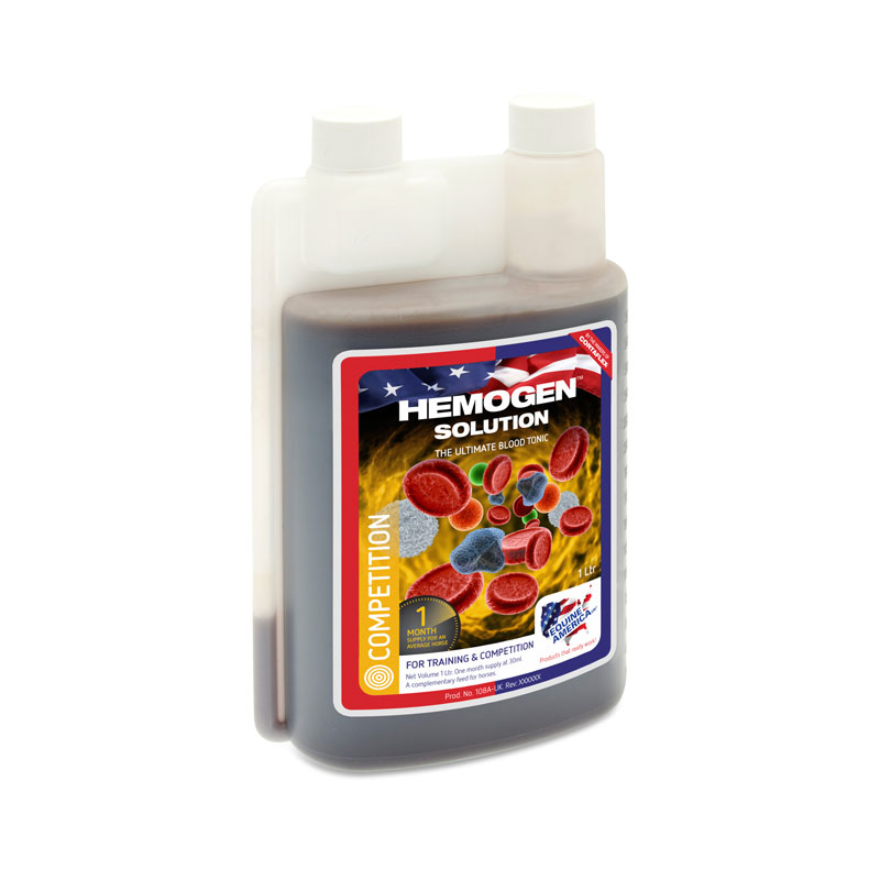 Equine America Hemogen Solution