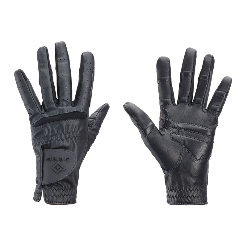 Bionic Riding Gloves Relax Grip Black