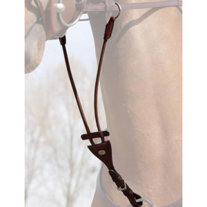 Dy'on New English Collection Elastic Running Martingale Attachment