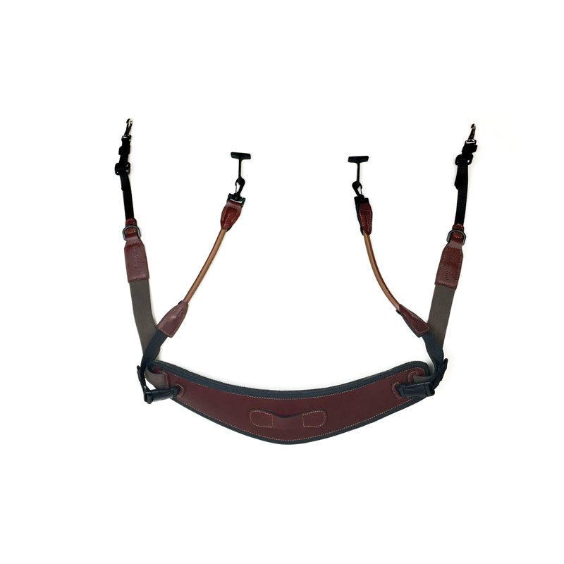 Freejump Collar Training Aid Brown 2