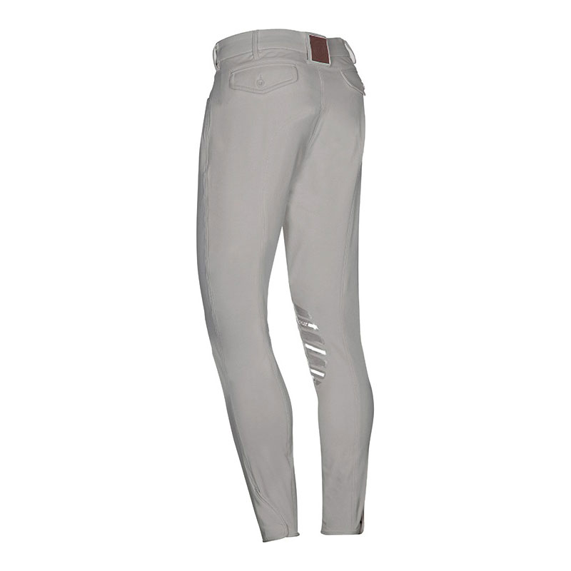 Harcour Mens Costa Breeches Beige Back