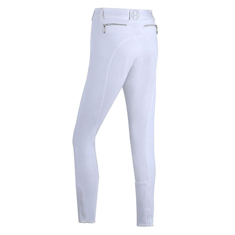 Harcour Katchina Ladies Breeches White Back