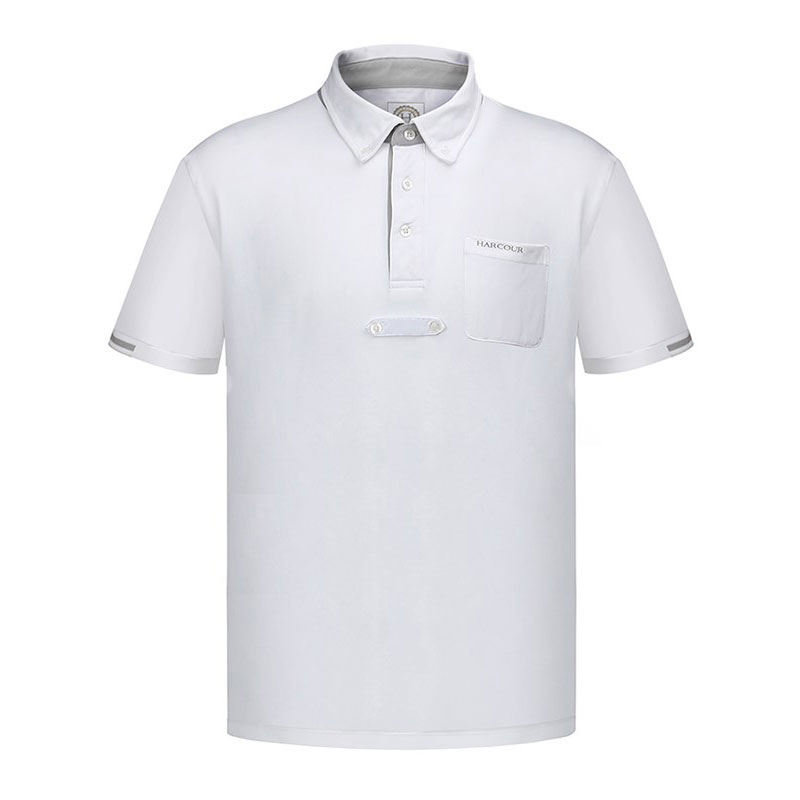 Harcour Mens Otello Short Sleeve Competition Shirt