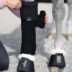Kentucky Quilted Stable Bandage Pads