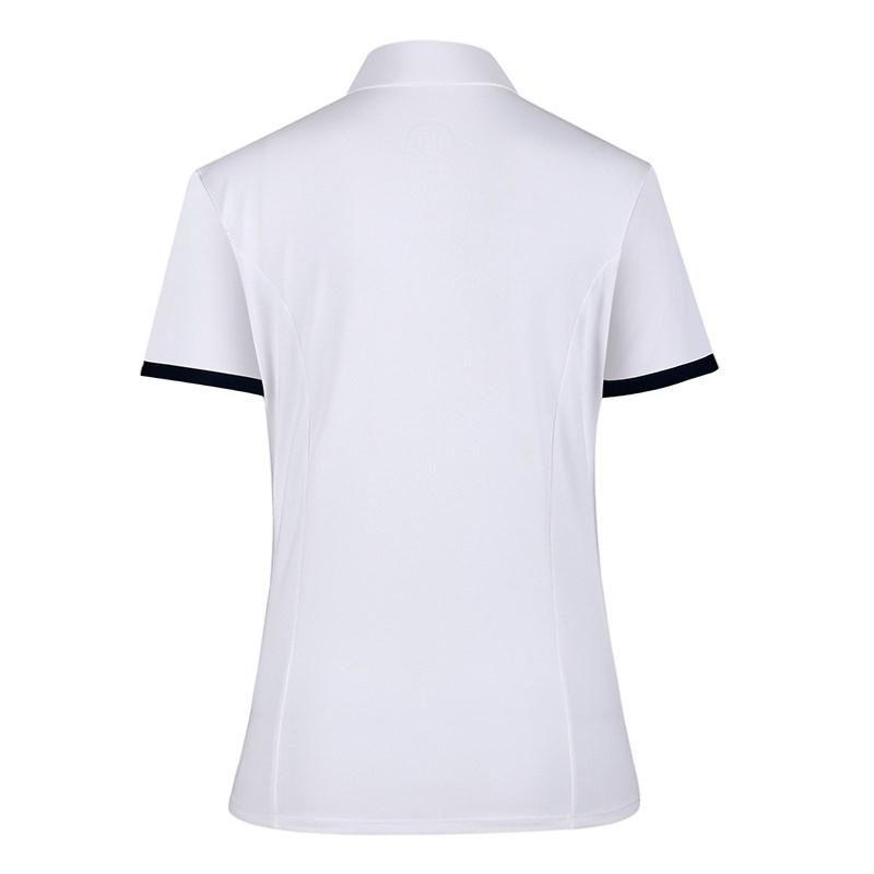 Harcour Lady Polo Shirt Back