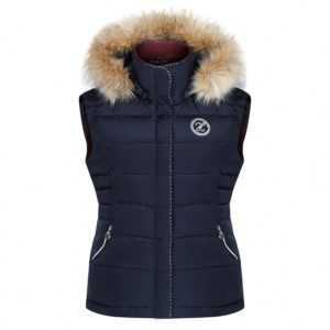 Harcour Sophie Ladies Body Warmer Navy