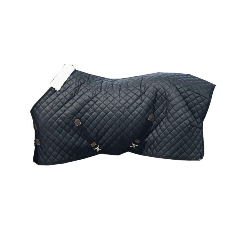 Kentucky Horsewear Stable Rug Black 8