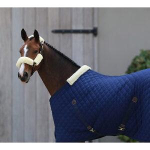 Kentucky Horsewear Stable Rug Navy 6