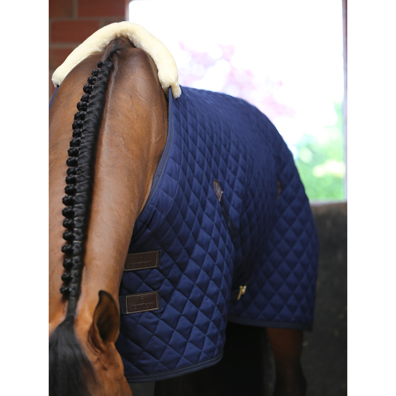 Kentucky Horsewear Stable Rug Navy