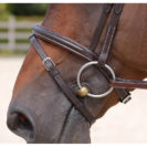 Dy'on Working Collection Classic Flash Noseband Bridle 3