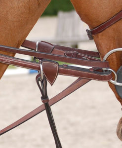 Dy'on Working Collection Leather Draw Reins