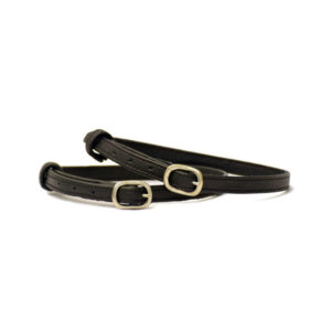 Stubben Leather Spur Straps