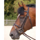 Dyon Working Collection Classic Flash Noseband Bridle