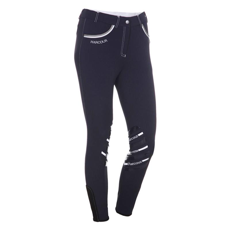 Harcour Jalisca Childrens Breeches Navy Front