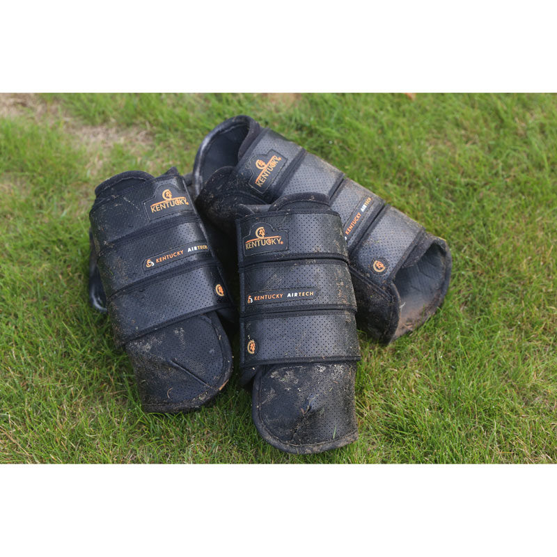 Kentucky Horsewear Eventing Boots Air Tech Front and Hind 1