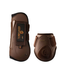 Kentucky Horsewear Set Air Tendon and Young Horse Fetlock Boots
