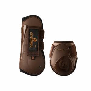 Kentucky Horsewear Set Air Tendon and Young Horse Fetlock Boots