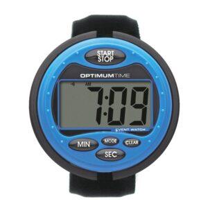 Optimum Time Event Stopwatch Blue