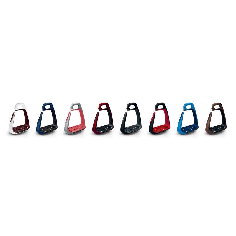 Freejump Soft Up Classic Stirrups Colour Range