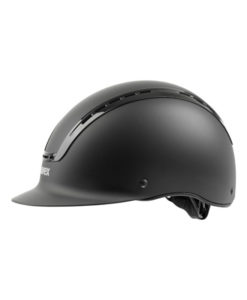 UVEX Suxxeed Active Riding Hat Black Matt